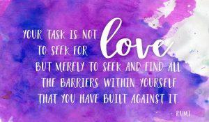love quote by reachingawe rumi