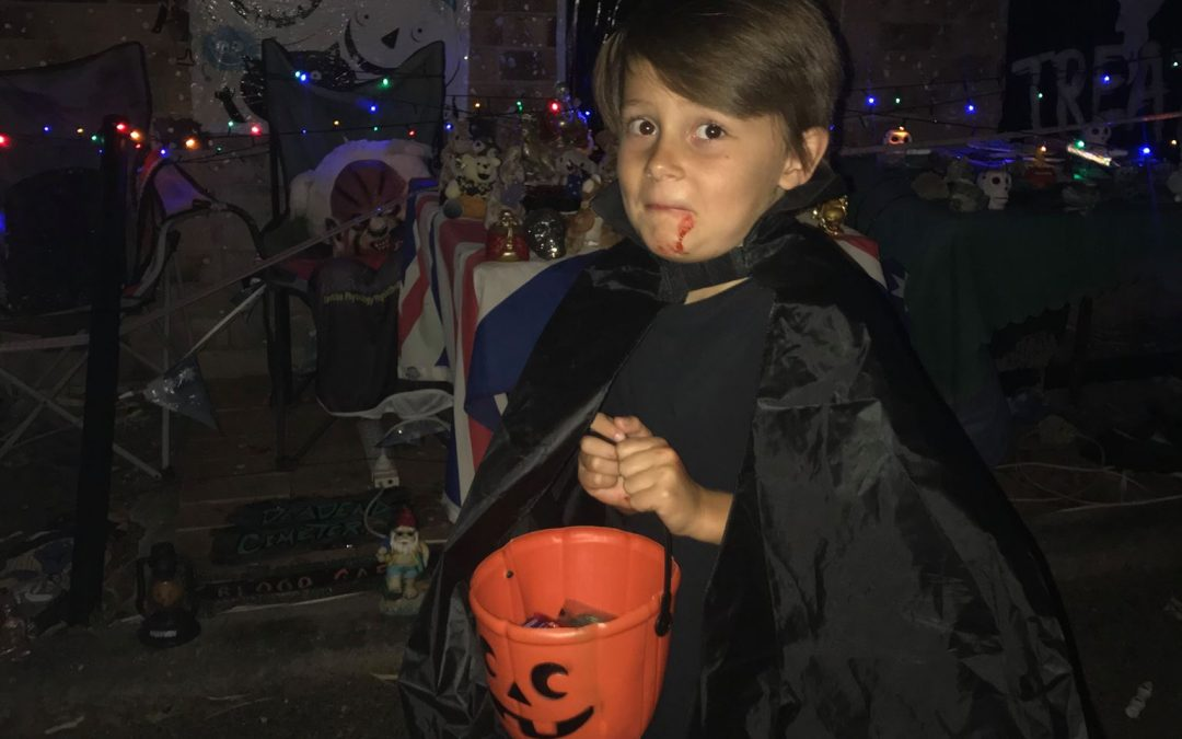 This Halloween's Valuable Lesson: Trusting Your Gut