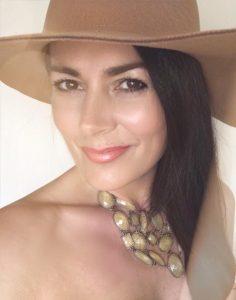 Dawn lee in hat