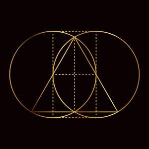 gold alchemy symbol